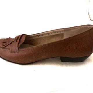 サルヴァトーレフェラガモ(Salvatore Ferragamo)のサルバトーレフェラガモ ローファー 6 1/2(ローファー/革靴)