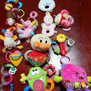 アンパンマン(アンパンマン)のおもちゃ ぬいぐるみ セット(ぬいぐるみ)