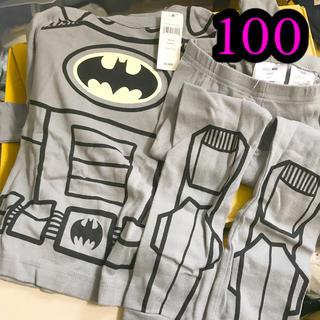 babyGAP - babyGAP ベビーギャップ ハロウィン 光るパジャマ バットマン 長袖