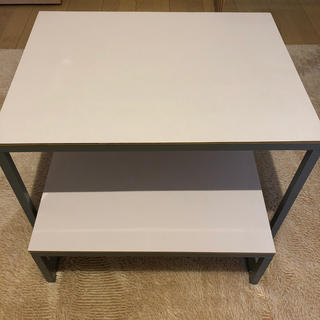 MUJI (無印良品) - 無印 ローテーブル 2個セット