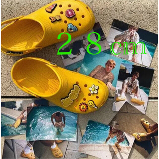 CROSS - Crocs × Justin Bieber with Drew