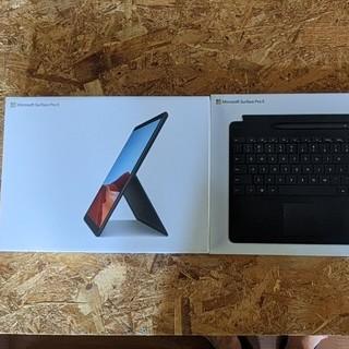マイクロソフト(Microsoft)のSurface Pro X 8G 128GB USモデル キーボード、ペンセット(ノートPC)