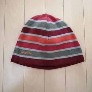 パタゴニア(patagonia)のパタゴニア patagonia ニット帽 ビーニー 帽子 秋冬 ボーダー (ニット帽/ビーニー)