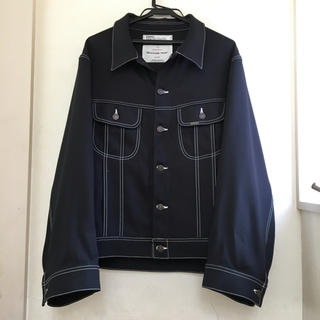 ジエダ(Jieda)の【20ss】DAIRIKU Regular Polyester Jacket (Gジャン/デニムジャケット)