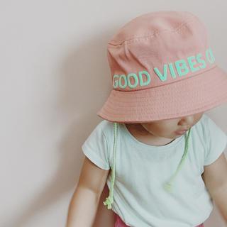 ボンポワン(Bonpoint)の韓国子供服 キッズ バケットハット(帽子)