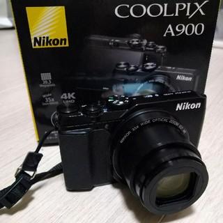 Nikon - 値下げ Nikon a900 coolpix コンデジ