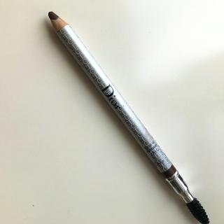 クリスチャンディオール(Christian Dior)のDIOR 593 Brown【送料込】Powder Eyebrow Pencil(アイブロウペンシル)