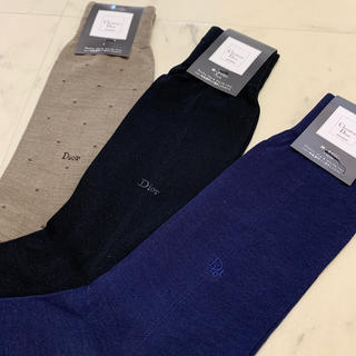 Christian Dior - 新品タグ付き クリスチャンディオール  靴下