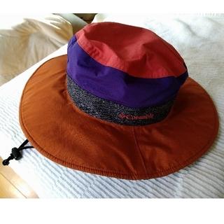 コロンビア(Columbia)のコロンビア OMNI-TECH  キッズ 帽子 防水 UV(帽子)