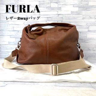 フルラ(Furla)のフルラ  FURLA レザー 2wayバッグ ハンドバッグ  ショルダーバッグ(ハンドバッグ)