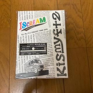 キスマイフットツー(Kis-My-Ft2)のKis-My-Ft2/CONCERT TOUR 2016 I SCREAM〈2…(ミュージック)
