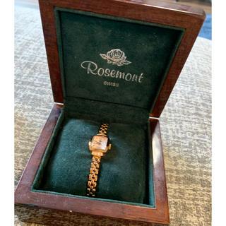 agete - Rosemont レディース 時計