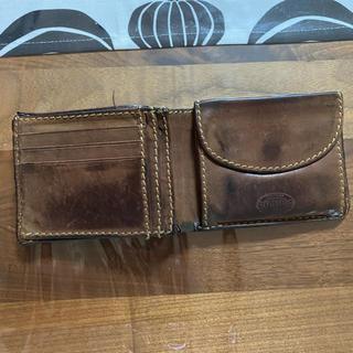 フォッシル(FOSSIL)のfossil 折財布(折り財布)