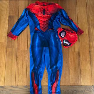 エイチアンドエム(H&M)のりる様専用 H&M スパイダーマン 衣装 98/104 オールインワン(衣装)