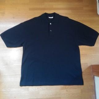COMOLI - 未使用 AURALEE オーラリー ポロシャツ ブラック