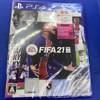 プレイステーション4(PlayStation4)のFIFA 21 PS4 初回特典付 素早くご発送(家庭用ゲームソフト)