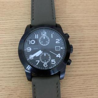 マークバイマークジェイコブス(MARC BY MARC JACOBS)のマークバイマークジェイコブの時計です。(腕時計(アナログ))