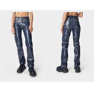 ジョンローレンスサリバン(JOHN LAWRENCE SULLIVAN)のeytys cypress jeans コーティングデニム(デニム/ジーンズ)