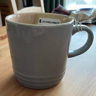 ルクルーゼ(LE CREUSET)のル・クルーゼ マグカップ 350ml グレー(グラス/カップ)