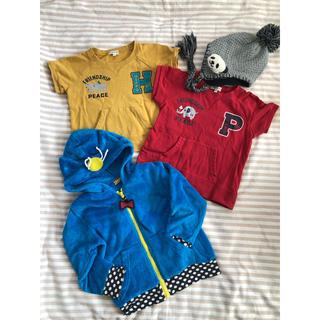 ビッツ(Bit'z)の子ども服セット(Tシャツ/カットソー)