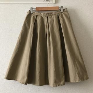 アングリッド(Ungrid)のアングリッド フレアスカート(ひざ丈スカート)