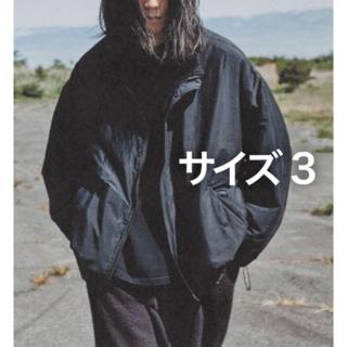 コモリ(COMOLI)の【dax222様専用】(ナイロンジャケット)