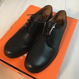 アニエスベー(agnes b.)のレースアップ靴37(ローファー/革靴)