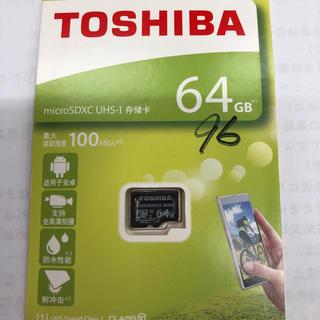 東芝 - 東芝 SDカード 64GB