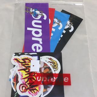 シュプリーム(Supreme)のsupreme  sticker set  シュプリーム ステッカーセット 2(その他)
