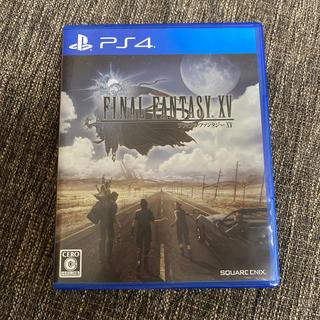 スクウェアエニックス(SQUARE ENIX)のファイナルファンタジーXV PS4(家庭用ゲームソフト)