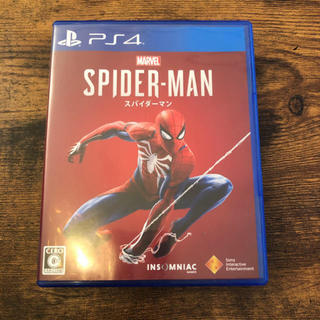 「Marvel's Spider-Man(スパイダーマン) PS4」