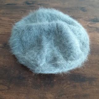 リエンダ(rienda)のrienda ファーベレー帽(ハンチング/ベレー帽)