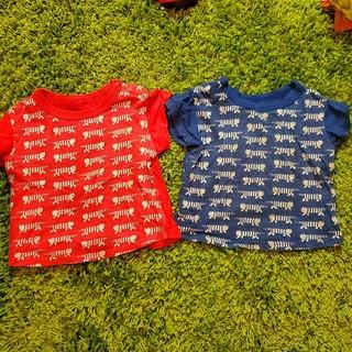 リサラーソン(Lisa Larson)のリサラーソン Tシャツ 80 リサ・ラーソン ユニクロ コラボ(Tシャツ)
