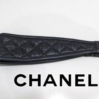 シャネル(CHANEL)のシャネル マトラッセ ヘアバンド 美品(ヘアバンド)