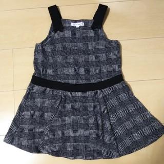 サンカンシオン(3can4on)の女の子100cmスカート(スカート)