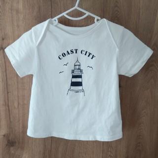 コムサイズム(COMME CA ISM)のコムサイズム ベビー服 Tシャツ 80(Tシャツ)