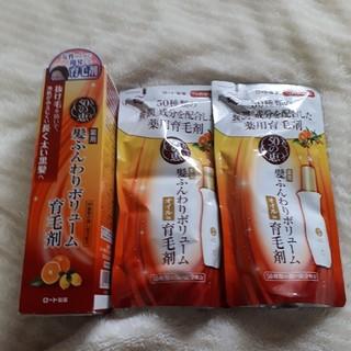 ロートセイヤク(ロート製薬)の50の恵 ふんわりボリューム 育毛剤(スカルプケア)