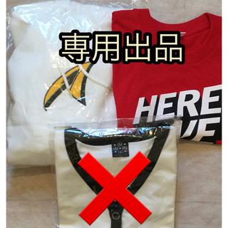 アラシ(嵐)の【新品】嵐 ツアーグッズ Tシャツ パーカー 3枚セット 入手困難(その他)