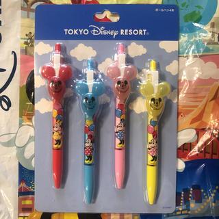 ディズニー(Disney)のパーク品切中 新品♡ バルーン  ボールペン ディズニーリゾート(ペン/マーカー)