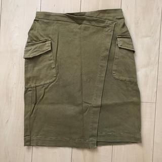サニーレーベル(Sonny Label)のアーバンリサーチサニーレーベル 巻きタイトスカート(ミニスカート)