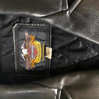 ハーレーダビッドソン(Harley Davidson)のハーレーダビッドソン革ジャン確認画像(ライダースジャケット)