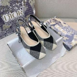 クリスチャンディオール(Christian Dior)のChristian Dior   フラットシューズ / シューズ(バレエシューズ)