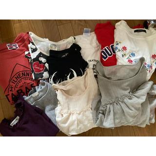 ダブルクローゼット(w closet)のトップスまとめ売り(Tシャツ(半袖/袖なし))