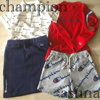 チャンピオン(Champion)の売約◉みみみ様 新品美品のみ チャンピオン ゴルフレディース コーデセット ML(ウエア)