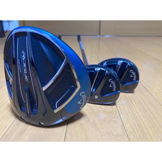 キャロウェイゴルフ(Callaway Golf)の【セット価格】ローグスタードライバー.4UT.5UTセット販売(クラブ)