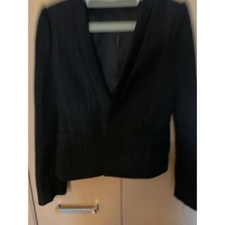 ビーシービージーマックスアズリア(BCBGMAXAZRIA)のBCBGのジャケット(ノーカラージャケット)