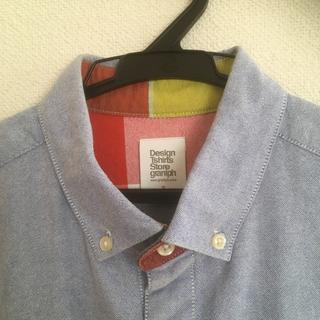 Design Tshirts Store graniph - graniphグラニフ ⭐️値下げ❗️長袖シャツ