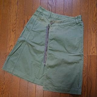ビームス(BEAMS)のBEAMS 巻きスカート(ひざ丈スカート)