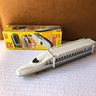 バンダイ(BANDAI)のBANDAI ブーブシリーズVL01 トワイライトエクスプレス(電車のおもちゃ/車)