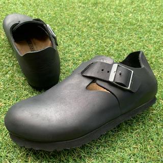 ビルケンシュトック(BIRKENSTOCK)の美品35 BIRKENSTOCK ビルケンシュトック ロンドン E431(ローファー/革靴)